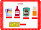 The Price is Right Grocery Game: Estimating, Adding and Multiplying Decimals