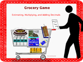The Price is Right Grocery Game: Estimating, Adding and Mu