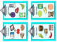 Phonemic Awareness: Grocery Grab shopping game