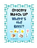 Grocery Match Up:  Where's the Beef?