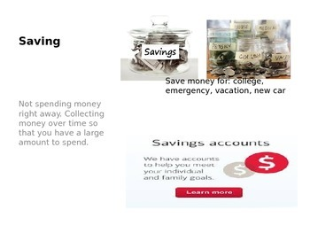 Grocery Shopping Budgeting Powerpoint GAA