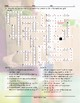 Grocery Shopping Crossword Puzzle Worksheet