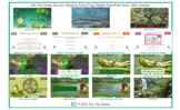 Grocery Shopping Flying Frogs English PowerPoint Game