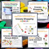 Grocery Shopping Game Bundle