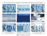 Grocery Shopping Ice Climb Interactive English Powerpoint Game