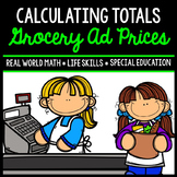 Grocery Shopping - Life Skills - Special Education - Calcu