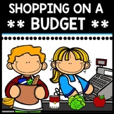 Grocery Shopping - Life Skills - Budget - Shopping Challenge - Money - Math