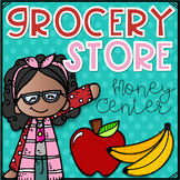 Grocery Store Money Center