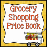 Grocery Shopping Price Book Math