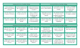 Grocery Shopping Spanish Tic-Tac-Toe or Bingo Game