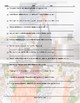 Grocery Shopping Spelling Hunt Worksheet