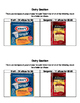 Grocery Shopping - Unit Rate Activity