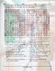 Grocery Shopping Word Search Worksheet