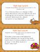 Grocery Shopping for Thanksgiving Dinner: Multi-Step 3rd-5