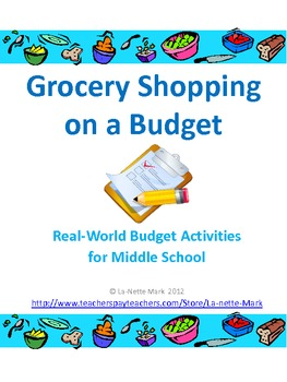Budget Activity - Grocery Shopping