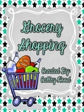 Math Grocery Shopping Authentic Activity with Decimals