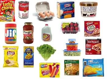 Grocery Sort