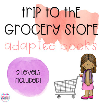 Grocery Store Adapted Books