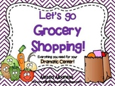Grocery Store Dramatic Play Center
