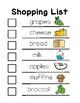 Grocery Store Dramatic Play Kit- Preschool, Prek, Kindergarten, Money, Math