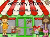 Grocery Store Dramatic Play Pack