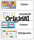 Grocery Store Labels