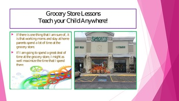 Grocery Store Lessons - You're Already There; You might as well Teach