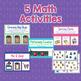 Grocery Store Math & Literacy Bundle