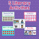 Grocery Store Math & Literacy Pack
