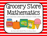 Grocery Store Mathematics {PRACTICING ADDITION WITH MONEY}