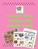 Grocery Store Menu Math Bundle Pack