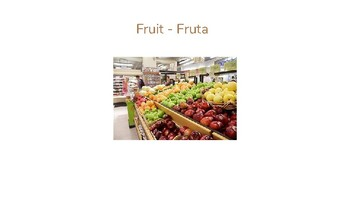 Grocery Store Stocking Shelves Vocational Work Task