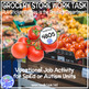 Grocery Store Vocational Work Task- Veggies in the Produce Section