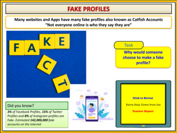 Grooming Boys and Girls - Online Safety Lesson