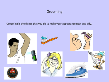 Grooming in the workplace