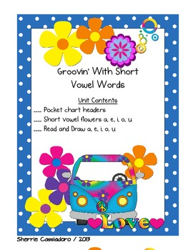 Groovin' with Short Vowel Words