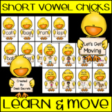 Grooving with Short Vowels Game