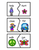Groovy Antonyms EASY CUT matching puzzles
