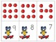 Groovy Cat Number and Set Match 0-10