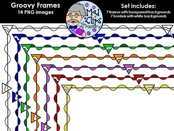 Groovy Frames