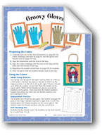 Groovy Gloves (Sorting, Number Order, and Counting)