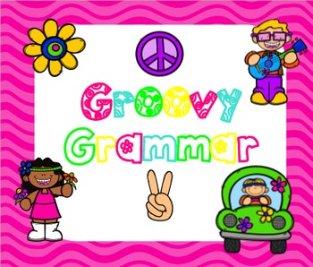Groovy Grammar FREEBIE