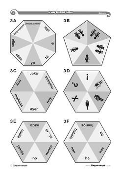 Groovy Grammar Games - Spanish