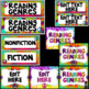 Groovy/Hippie Reading Genres
