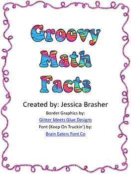 Groovy Math Facts