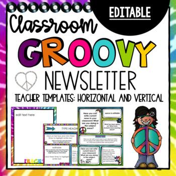 Groovy Newsletter Templates