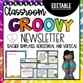 Groovy Newsletter Templates
