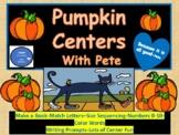 Groovy Pumpkin Center Fun with Pete the Cat