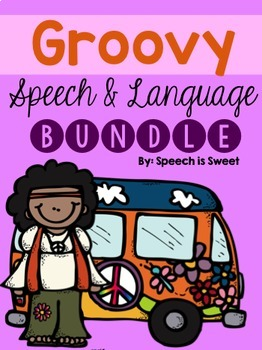 Groovy Speech and Language Bundle