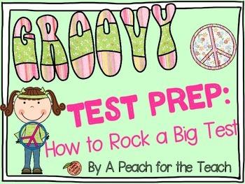 Groovy Test Prep: How to Rock a Big Test {Standardized Test Taking Skills}